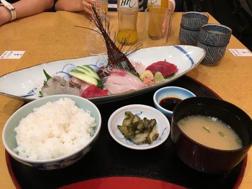 海鮮と陶器の城 長崎刺盛
