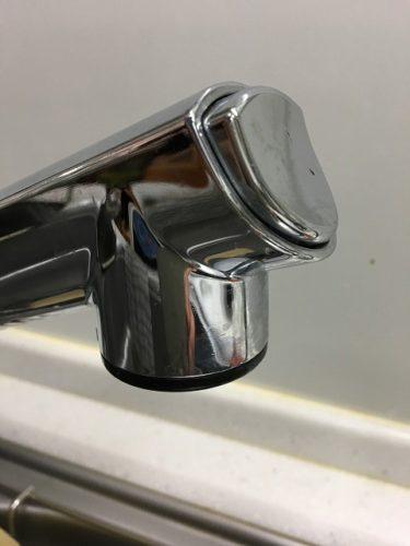 水栓シャワーヘッドの蛇口